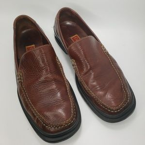Colehaan country casual brown men's shoes 11
